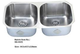 Double Sink Kitchen Size by Small Kitchen Sinks U2013 Home Design And Decorating