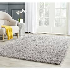 safavieh athens shag light grey rug 5 u00271 x 7 u00276 overstock