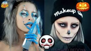 halloween makeup tutorial easy special effects makeup transformations top 20 easy halloween