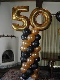 50th birthday balloons 50th birthday balloons decorations