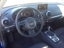 audi a3 scuba blue 2015 audi a3 1 8t back to basics impression the fast