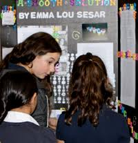 cosmetic science schools lip balm project shines at science fair for sixth grade