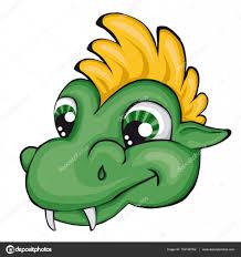 dragons for children s style clip for children stock