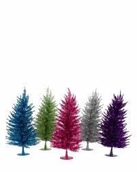 small trees colorful divas mini tree
