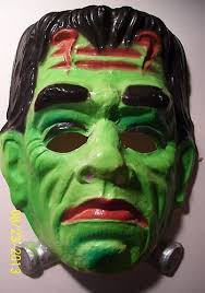 frankenstein mask 35 best frank images on masks retro