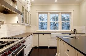 Traditional Kitchens With White Cabinets - black and white kitchens ideas photos inspirations