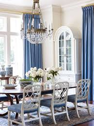 Chippendale Dining Room Chairs Suzanne Kasler House Beautiful A Wonderful Dining Room By