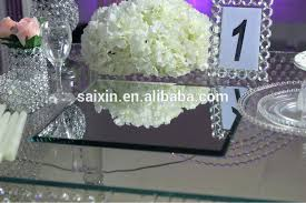 where to buy used wedding decor beautiful glass mirror box for