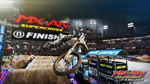 motocross bikes games amazon com mx vs atv supercross encore edition playstation 4