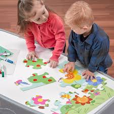 step2 deluxe canyon road train and track table with lid deluxe canyon road table kids pretend play step2