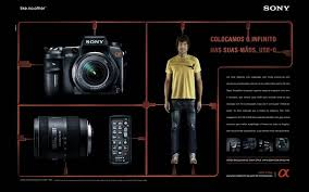 Creative Wallpaper by Sony Digital Camera Creative Wallpaper 31041 Creative Design