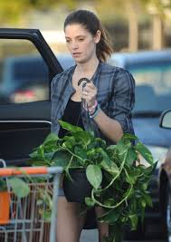 ashley greene out shopping at home depot in burbank 10 18 2015