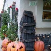 Lighted Halloween Decorations by Outdoor Lighted Halloween Decorations Templates