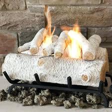 Desa Ventless Fireplace - gas fireplace fake log replacement options custom outdoor desa