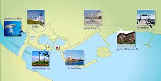 Map Of Long Beach Long Beach Segway Tours By Wheel Fun Rentals Downtown Long