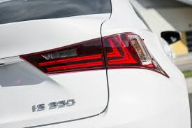lexus is tail lights 2014 lexus is line verdict motor trend