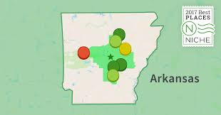 Little Rock Crime Map 2017 Safest Suburbs Of Little Rock Area Niche
