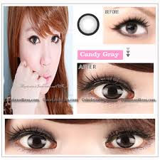 eos candy grey colored contacts pair wm208 grey 14 99