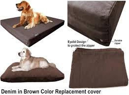 Large Bed Pillows Replacement Dog Bed Cover U2013 Restate Co