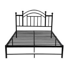 Bed Frame And Headboard Size Queen Bed Frames U0026 Adjustable Bases Bed Frame Sears