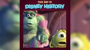monsters inc disney movies