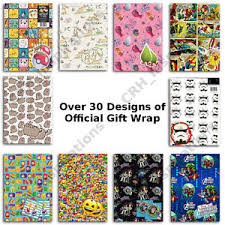 marvel wrapping paper official gift wrap paper 2 sheets 2 tags wrapping inc disney