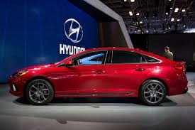 2018 hyundai sonata review first impressions and photo gallery