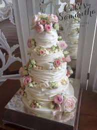 shabby chic wedding cake beautiful shabby chic food