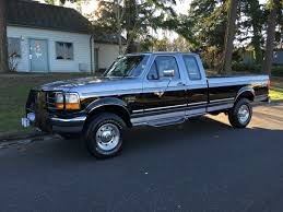 97 Ford Diesel Truck - 97 ford f 250 xlt psd supercab 4x4 with only 96 000 original miles