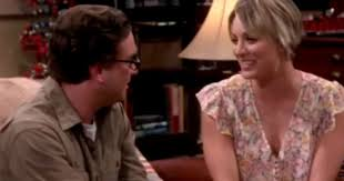 how many people like penny on the big bang theory new hair the big bang theory wedding photographs revealed as penny wears