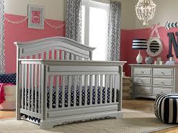 dolce babi venezia collection convertible crib misty grey