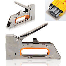 Best Upholstery Stapler Heavy Duty Staple Gun Stapler Tacker With Staples Fabric