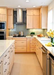 good kitchen colors with light wood cabinets modern kitchen colors with light wood cabinets elabrazo info