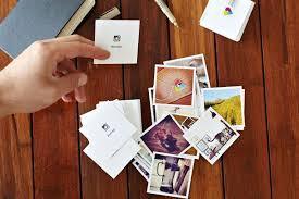 contact cards social print studio
