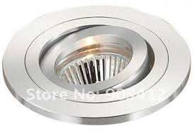 Gu10 Light Fixture Led Ceiling Lighting Fixture Without L Source Thickness
