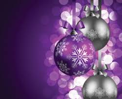 purple christmas lights 214 best christmas in purple images on merry