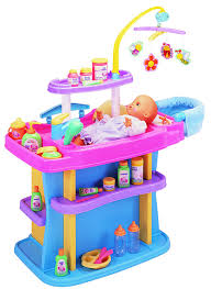 Graco Baby Doll Furniture Sets by Amazon Com Redbox Nursery Center Play Set Toys U0026 Games