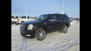 cadillac escalade black rims 2013 cadillac escalade platinum all wheel drive in review red
