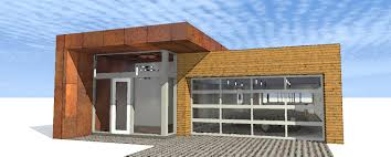 sketchup modern house best design u2013 modern house