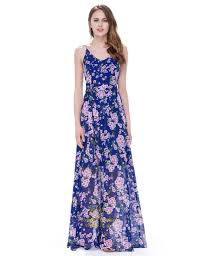 women u0027s floral spaghetti strap floor length casual summer dresses