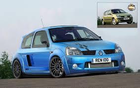 renault clio v6 rally car digimods
