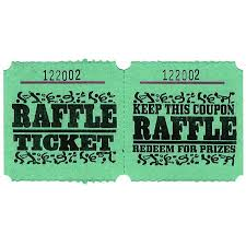 raffle tickets raffle marquee roll tickets doolins