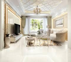 high quality non slip white horse kitchen floor tile samples