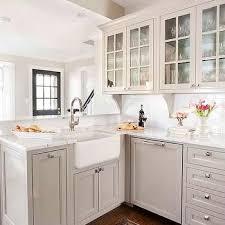 Gray And White Kitchen Cabinets Best 25 Beige Kitchen Cabinets Ideas On Pinterest Beige Kitchen