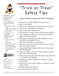 halloween safety tips u2013 orange live