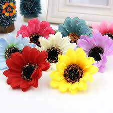 Artificial Sunflowers Online Get Cheap Large Artificial Sunflowers Aliexpress Com
