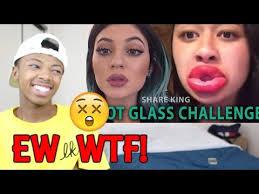 Challenge Fail Vine Jenner Lip Challenge Fail Vine Compilation 2015 Reaction