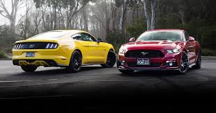 ford mustang gti ford mustang review specification price caradvice
