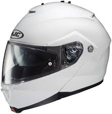 hjc motocross helmet hjc is max ii custom headset installed