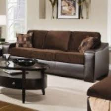 Leather Or Microfiber Sofa by Simmons Microfiber Sofa Foter